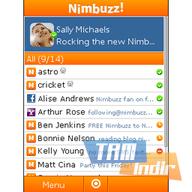 Nimbuzz - Nokia Ekran Görüntüleri - 2
