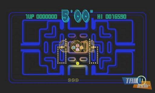 PAC-MAN Championship Ed. Ekran Görüntüleri - 1