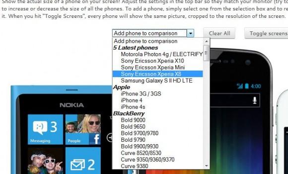Phone Size Ekran Görüntüleri - 2