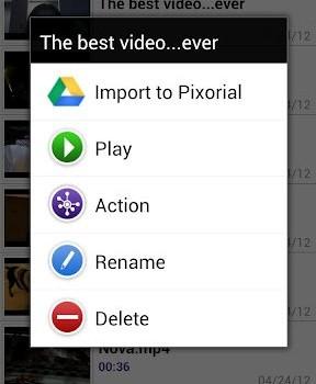 Pixorial Ekran Görüntüleri - 2