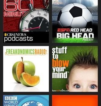 Podcasts Ekran Görüntüleri - 5