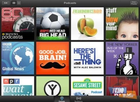 Podcasts Ekran Görüntüleri - 2