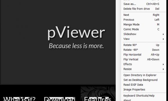 pViewer Ekran Görüntüleri - 1
