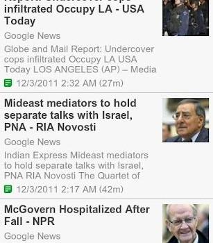 RssDemon News Ekran Görüntüleri - 6