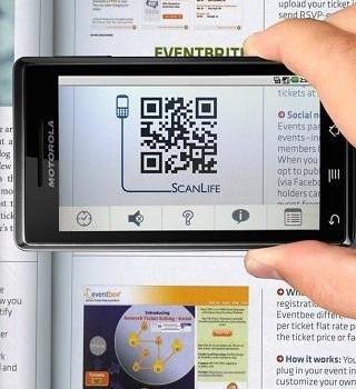 ScanLife Barcode QR Reader Ekran Görüntüleri - 2