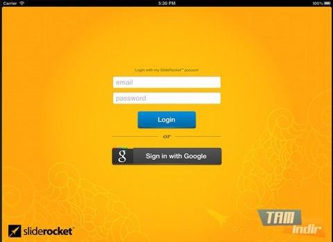 SlideRocket Ekran Görüntüleri - 4