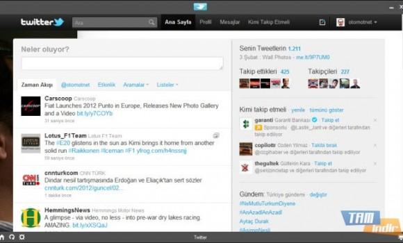 Social For Twitter Ekran Görüntüleri - 2