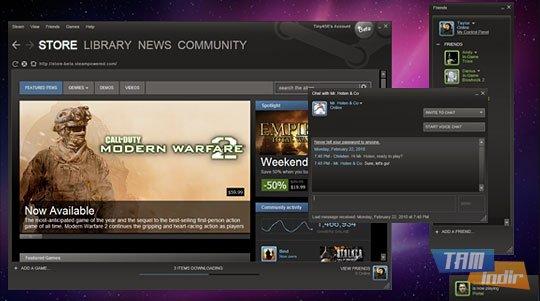 Steam Ekran Görüntüleri - 1