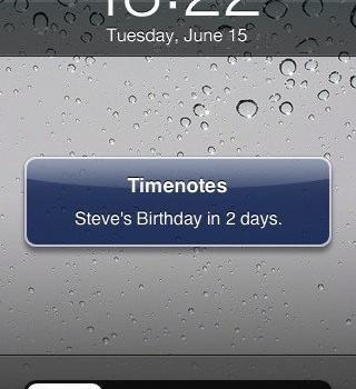 Timenotes Ekran Görüntüleri - 3