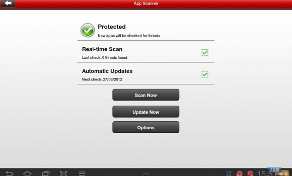 Trend Micro Mobile Security Ekran Görüntüleri - 5