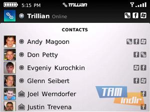Trillian Ekran Görüntüleri - 1