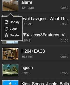 VPlayer Video Player Ekran Görüntüleri - 4