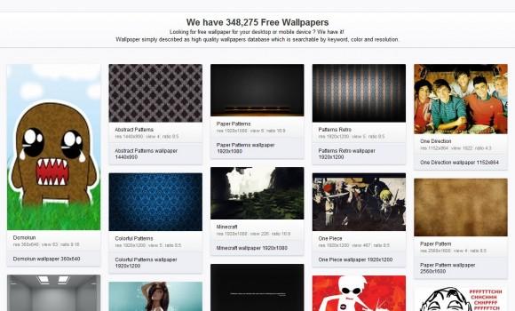 Wallpoper.com Ekran Görüntüleri - 1