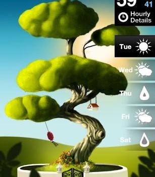 Weatherwise Ekran Görüntüleri - 5