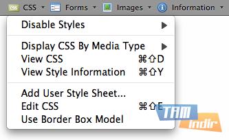 Web Developer Ekran Görüntüleri - 2