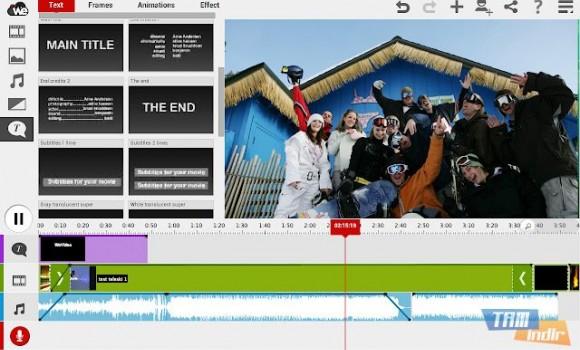 WeVideo Ekran Görüntüleri - 1