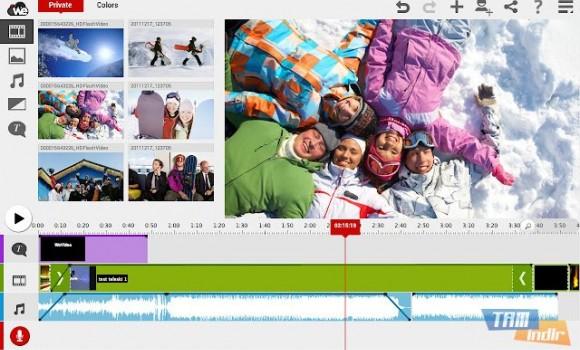 WeVideo Ekran Görüntüleri - 4