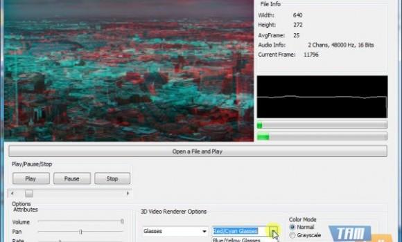 x3D Player Ekran Görüntüleri - 1