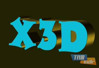 Xara 3D Maker Ekran Görüntüleri - 3