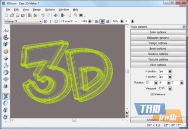 Xara 3D Maker Ekran Görüntüleri - 4