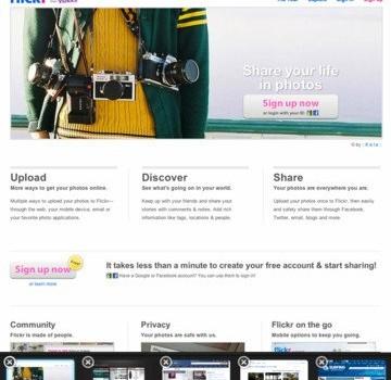 Yahoo Axis Ekran Görüntüleri - 2