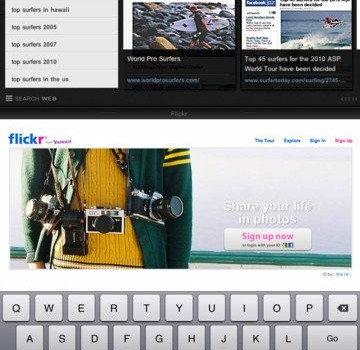 Yahoo Axis Ekran Görüntüleri - 1