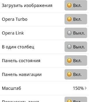Yandex Opera Mobile Ekran Görüntüleri - 4