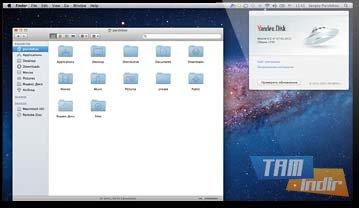 Yandex.Disk Ekran Görüntüleri - 1
