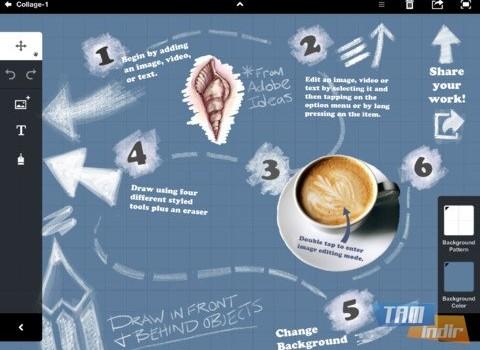 Adobe Collage Ekran Görüntüleri - 2