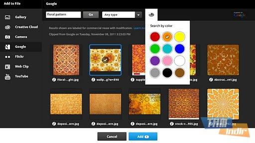 Adobe Collage Ekran Görüntüleri - 3