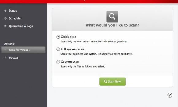 Avira Free Mac Security Ekran Görüntüleri - 3