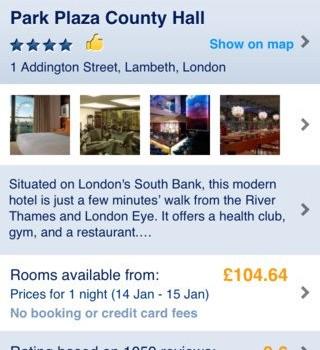 Booking.com Ekran Görüntüleri - 2