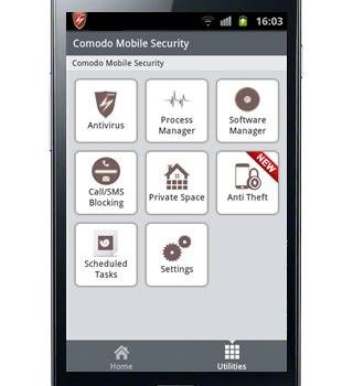 Comodo Mobile Security Ekran Görüntüleri - 3