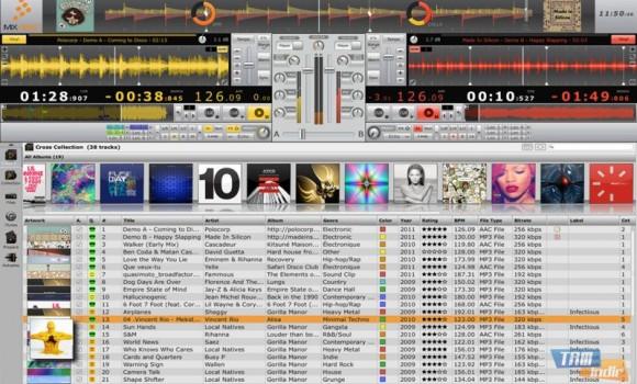 CROSS DJ Ekran Görüntüleri - 1