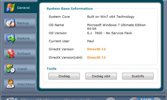 DirectX Happy Uninstall Ekran Görüntüleri - 1