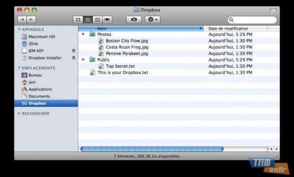 Dropbox Ekran Görüntüleri - 3
