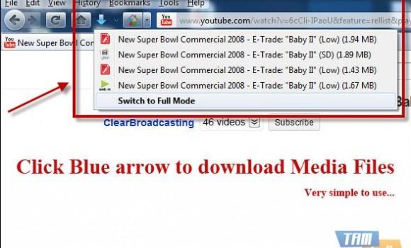 Flash Video Downloader Ekran Görüntüleri - 2