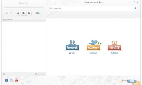 Freemake Music Box Ekran Görüntüleri - 2