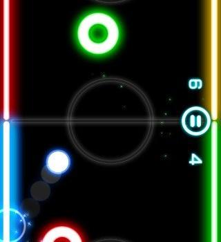 Glow Hockey 2 Ekran Görüntüleri - 1