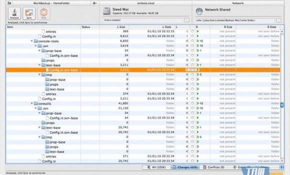 GoodSync Ekran Görüntüleri - 1
