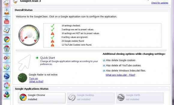 GoogleClean Ekran Görüntüleri - 3