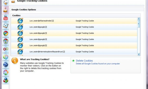 GoogleClean Ekran Görüntüleri - 2