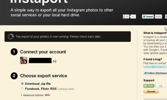 Instaport Ekran Görüntüleri - 1