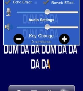 Karaoke Anywhere Ekran Görüntüleri - 3