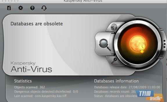 Kaspersky Anti-Virus for Mac Ekran Görüntüleri - 3