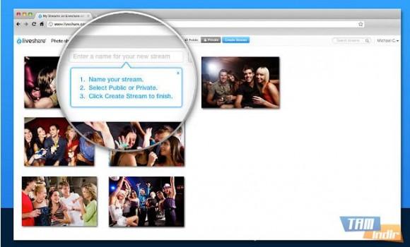 LiveShare Ekran Görüntüleri - 2