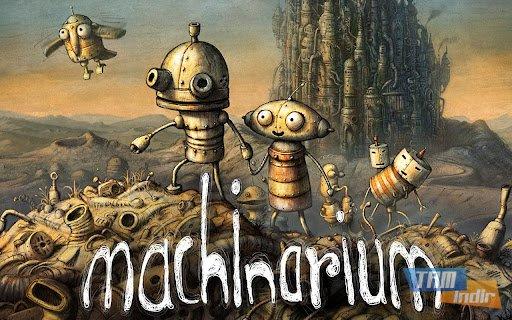 Machinarium Ekran Görüntüleri - 4