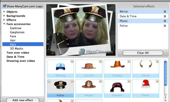 ManyCam Ekran Görüntüleri - 1