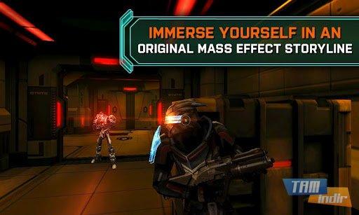 Mass Effect Infiltrator Ekran Görüntüleri - 1