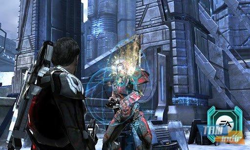 Mass Effect Infiltrator Ekran Görüntüleri - 6